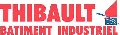 Thibault batiment industriel logo