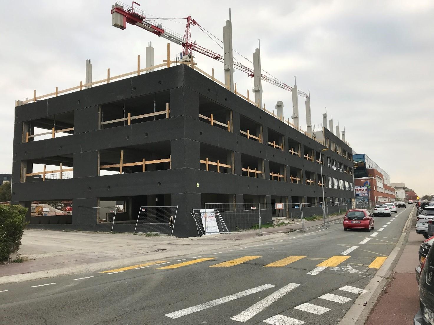 Immeuble de bureaux Calais