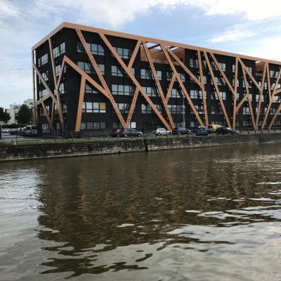 Construction Immeuble de bureaux Calais
