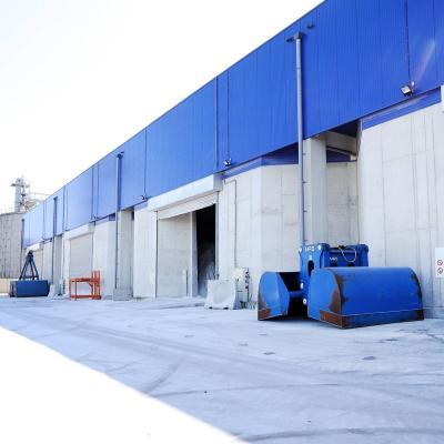 Hangar industriel - K 5dehavendok antwerpen haven06