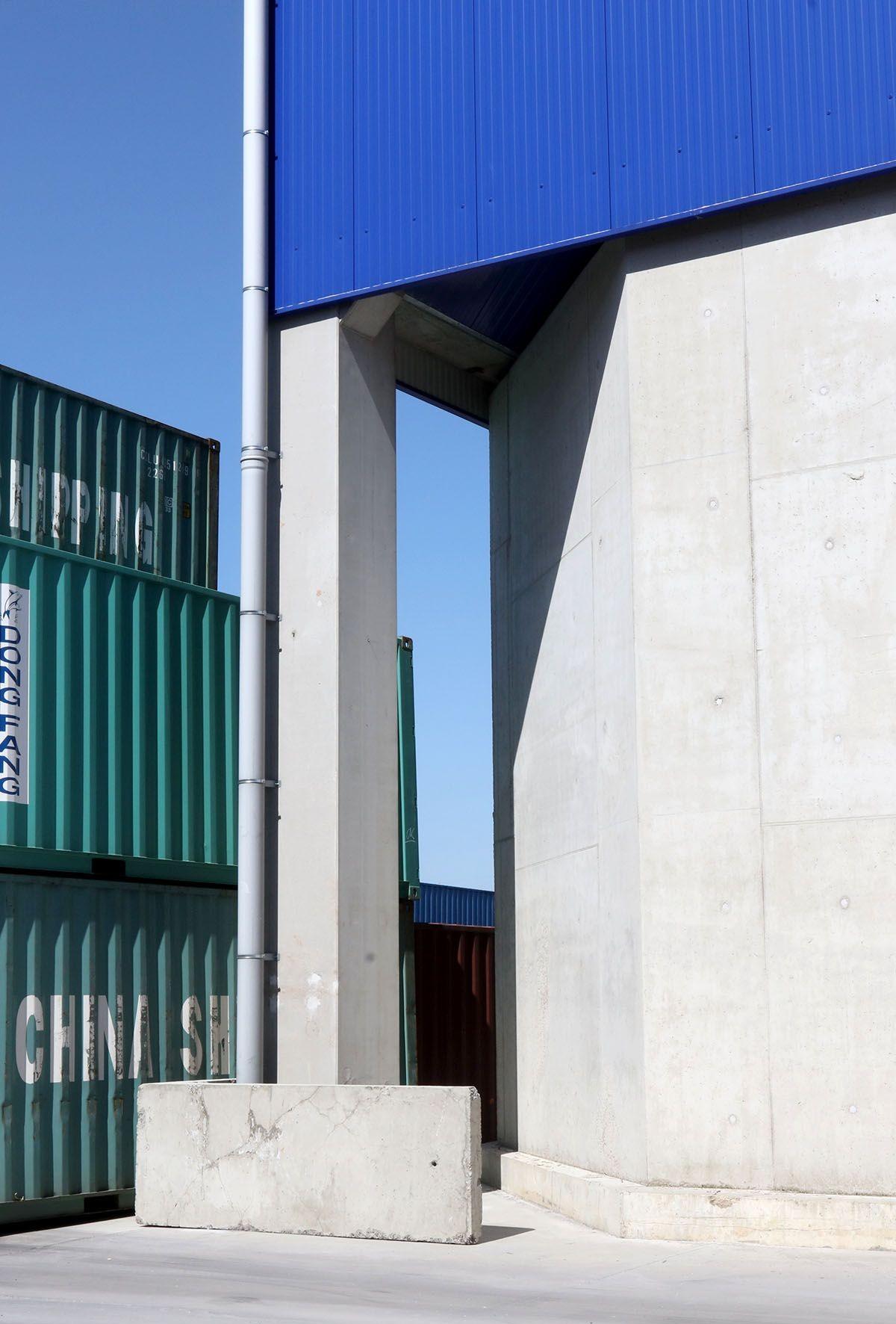 Local industriel K 5dehavendok antwerpen haven13