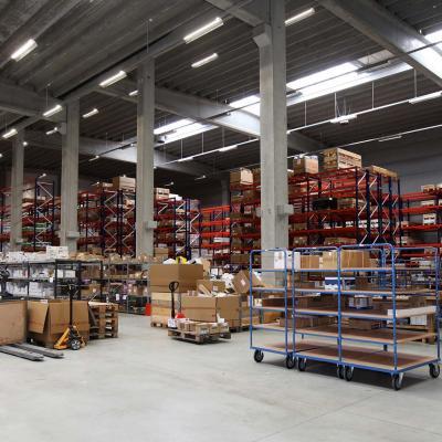 Site logistique K van langendonck tremelo21
