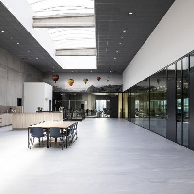 Construction bureaux K viscon roeselare