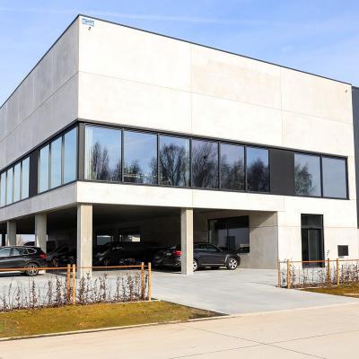 Construction bâtiment d'activité K viscon roeselare