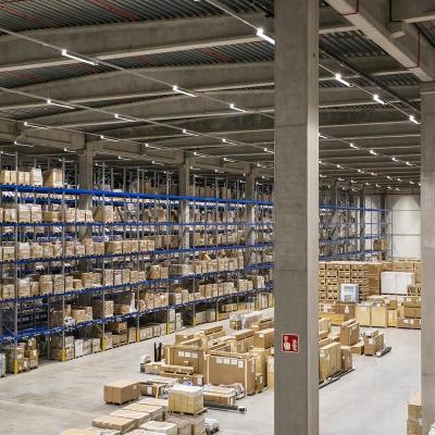 Construction entrepôt logistique Belgique
