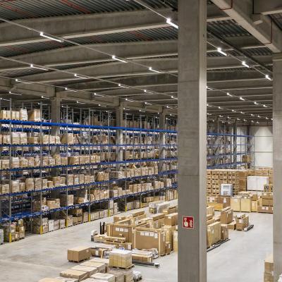 Plateforme logistique - K wdp mainfreight evergem10