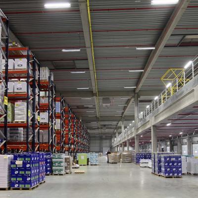 Bâtiment Logistique - K wdp willebroek17