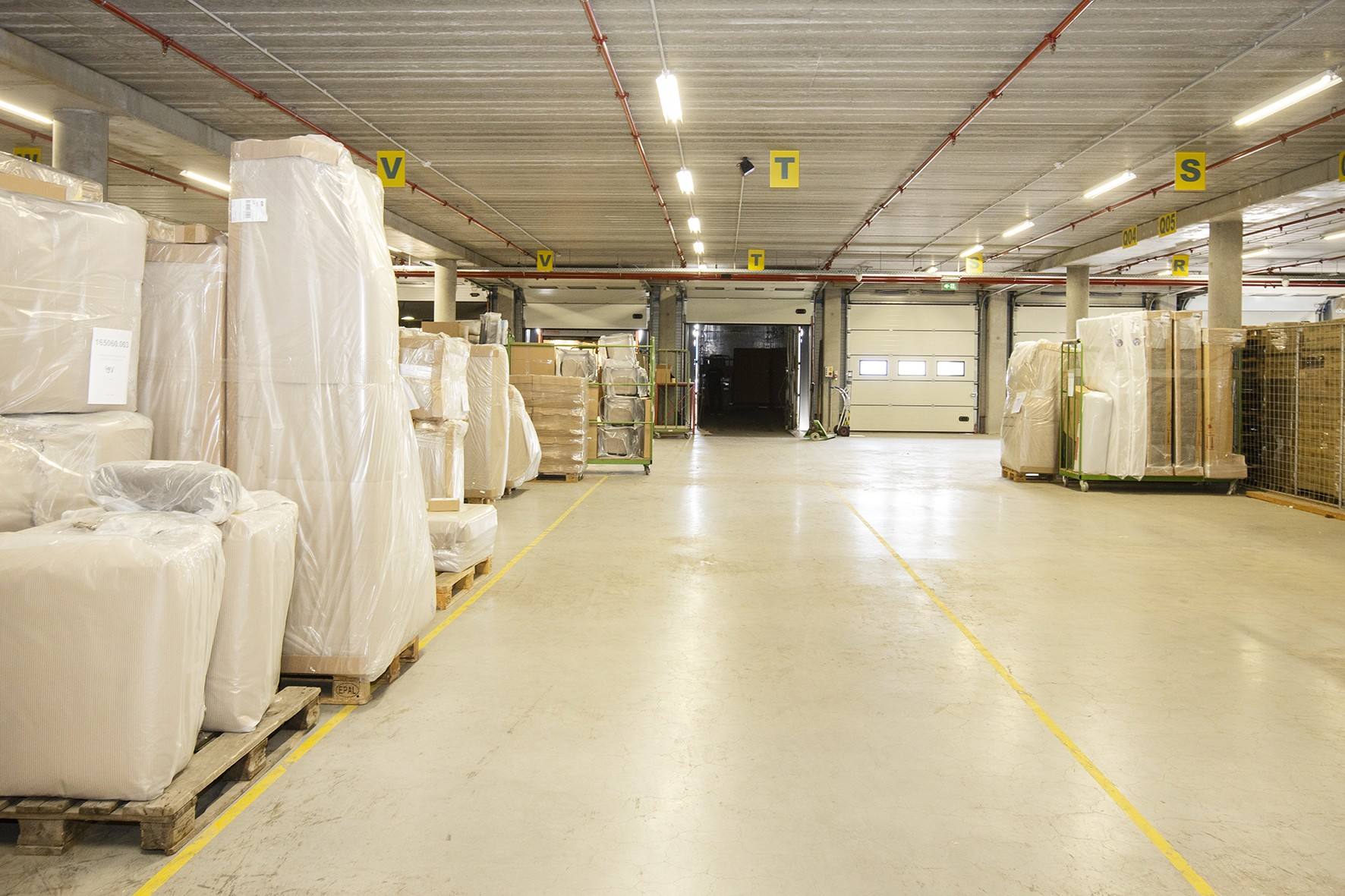 Bâtiment Logistique - K weba quaregnon01 21