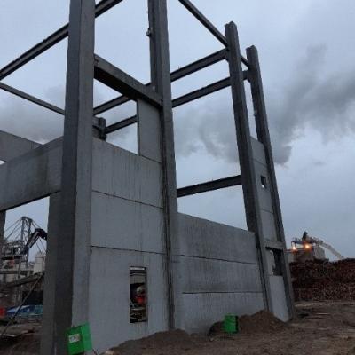 Construction bâtiment industriel Normandie Linex
