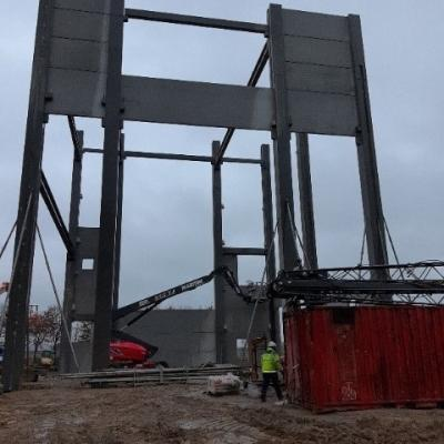 Bâtiment industriel Linex
